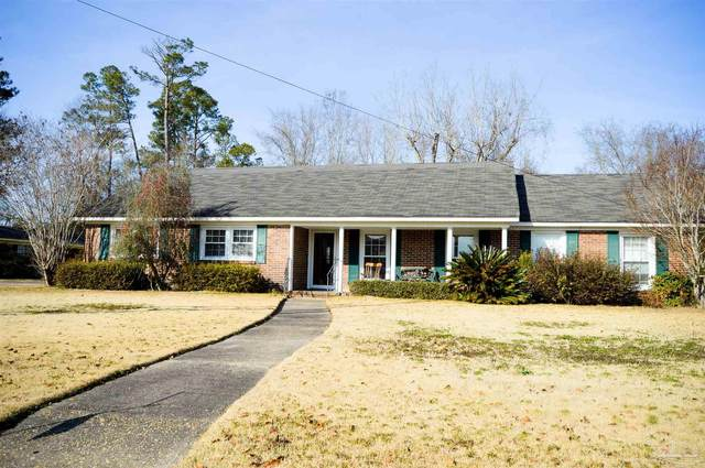 307 E Laurel St, Atmore, AL 36502 (MLS #583899) :: Connell & Company Realty, Inc.