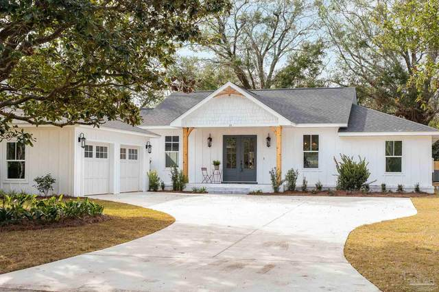 35 Highpoint Dr, Gulf Breeze, FL 32561 (MLS #583909) :: Connell & Company Realty, Inc.