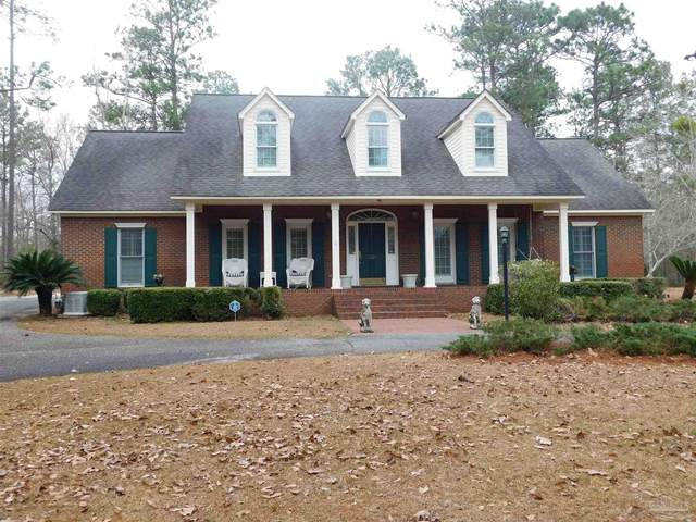 1024 Forest Hill Dr, Atmore, AL 36502 (MLS #583925) :: Connell & Company Realty, Inc.