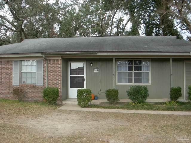 6450 Birkhead Dr, Pensacola, FL 32506 (MLS #583930) :: Levin Rinke Realty