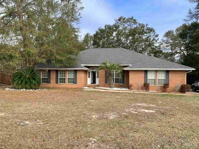 4806 Timberland Dr, Pace, FL 32571 (MLS #583938) :: Connell & Company Realty, Inc.