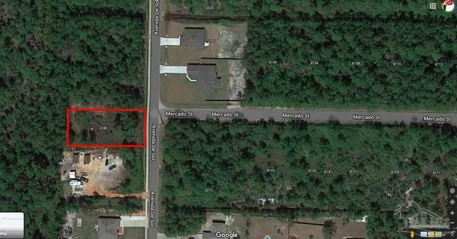 2245 Avenida De Sol, Navarre, FL 32566 (MLS #583949) :: Connell & Company Realty, Inc.