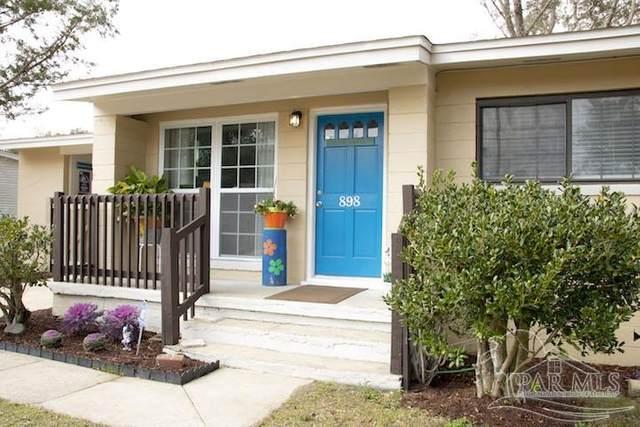 898 Wynnehurst St, Pensacola, FL 32503 (MLS #583956) :: Levin Rinke Realty