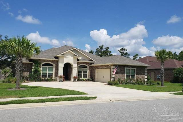 2009 Heritage Pkwy, Navarre, FL 32566 (MLS #583963) :: Connell & Company Realty, Inc.