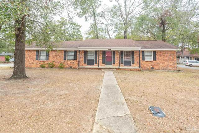 6444 Berryhill Rd, Milton, FL 32570 (MLS #583995) :: The Kathy Justice Team - Better Homes and Gardens Real Estate Main Street Properties
