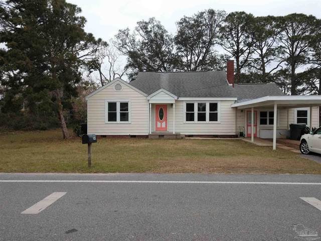 540 S 2ND ST, Pensacola, FL 32507 (MLS #584038) :: Connell & Company Realty, Inc.