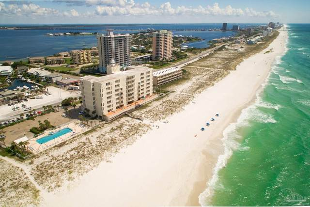 999 Ft Pickens Rd #201, Pensacola Beach, FL 32561 (MLS #584040) :: Crye-Leike Gulf Coast Real Estate & Vacation Rentals