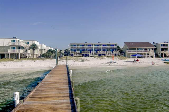 1100 Ft Pickens Rd C-15, Pensacola Beach, FL 32561 (MLS #584041) :: Crye-Leike Gulf Coast Real Estate & Vacation Rentals