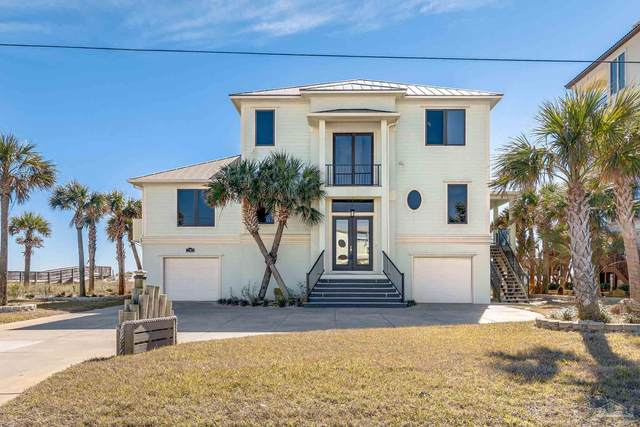 7387 Gulf Blvd, Navarre Beach, FL 32566 (MLS #584151) :: The Kathy Justice Team - Better Homes and Gardens Real Estate Main Street Properties