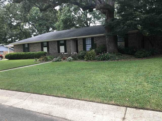 2283 Country Place Cir, Pensacola, FL 32526 (MLS #584219) :: Connell & Company Realty, Inc.