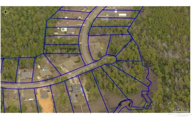 3151 Cayuga Trl, Milton, FL 32583 (MLS #584478) :: Crye-Leike Gulf Coast Real Estate & Vacation Rentals