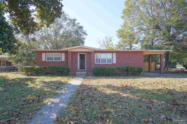 5463 Byrom St, Milton, FL 32570 (MLS #584510) :: Connell & Company Realty, Inc.