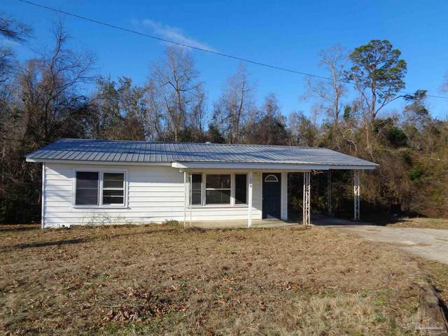 110 Holt St, Flomaton, AL 36441 (MLS #584514) :: Connell & Company Realty, Inc.