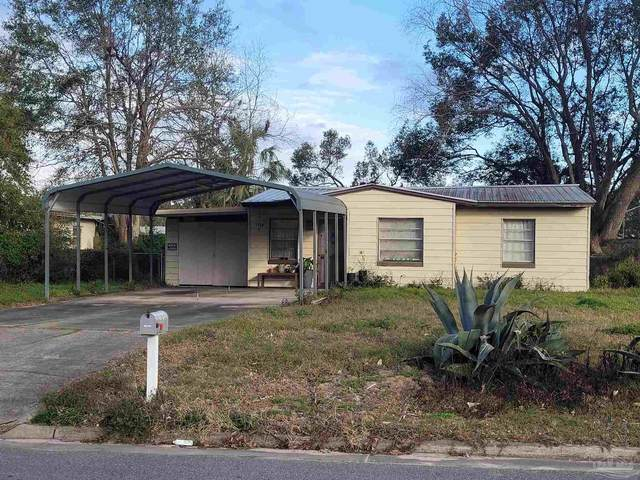 1302 N 46TH AVE, Pensacola, FL 32506 (MLS #584515) :: Connell & Company Realty, Inc.