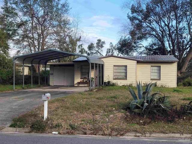 1302 N 46TH AVE, Pensacola, FL 32506 (MLS #584515) :: Levin Rinke Realty