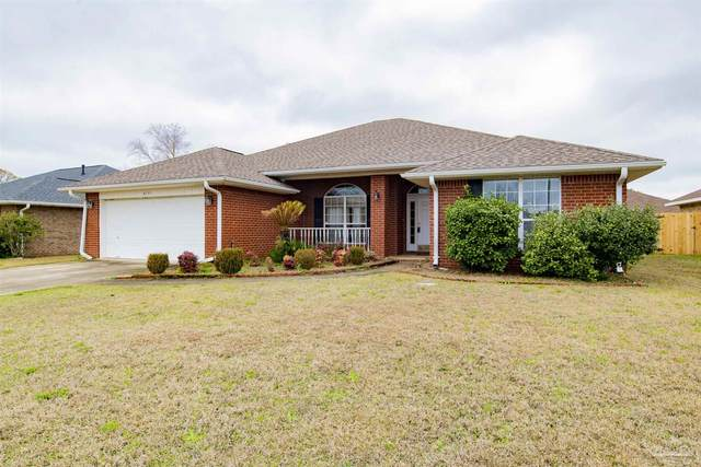 6235 Suntan Cir, Pensacola, FL 32526 (MLS #584562) :: Crye-Leike Gulf Coast Real Estate & Vacation Rentals