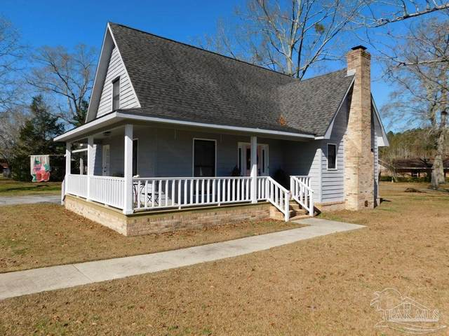 1104 Sneed Dr, Atmore, AL 36502 (MLS #584720) :: Connell & Company Realty, Inc.