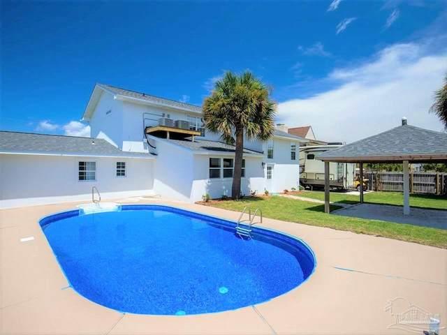 1204 Panferio Dr, Pensacola Beach, FL 32561 (MLS #584751) :: Levin Rinke Realty