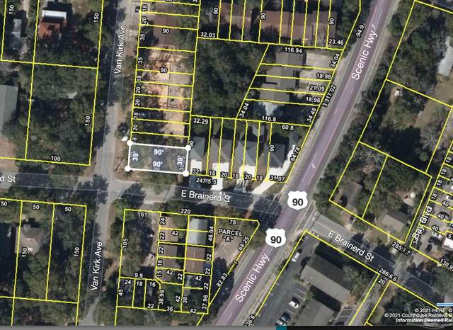 800 Van Kirk Ave, Pensacola, FL 32503 (MLS #584834) :: Crye-Leike Gulf Coast Real Estate & Vacation Rentals