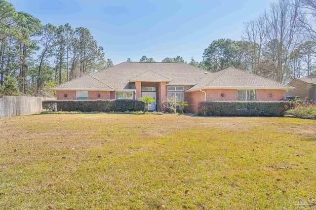 2873 Whisper Lake Dr, Gulf Breeze, FL 32563 (MLS #584927) :: Coldwell Banker Coastal Realty