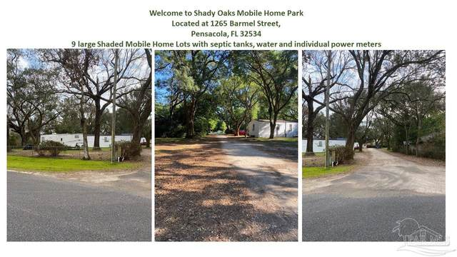 1265 Barmel St, Pensacola, FL 32534 (MLS #584951) :: The Kathy Justice Team - Better Homes and Gardens Real Estate Main Street Properties