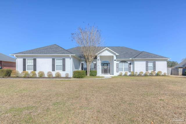 1008 Brandermill Dr, Cantonment, FL 32533 (MLS #585079) :: Connell & Company Realty, Inc.