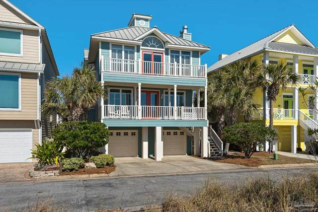 1070 Ft Pickens Rd, Pensacola Beach, FL 32561 (MLS #585112) :: Connell & Company Realty, Inc.