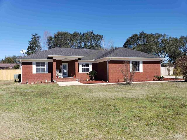 5410 Murray Ln, Pensacola, FL 32526 (MLS #585131) :: Connell & Company Realty, Inc.