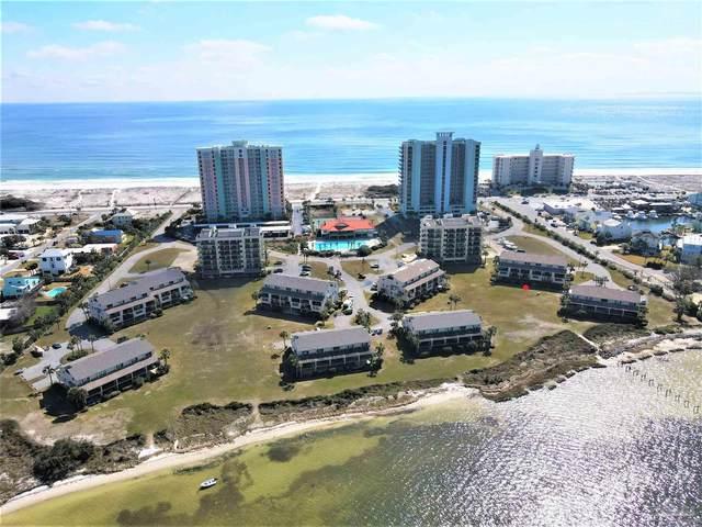 900 Ft Pickens Rd #812, Pensacola Beach, FL 32561 (MLS #585154) :: Levin Rinke Realty