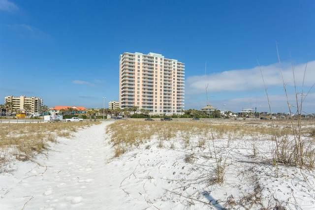 800 Ft Pickens Rd #103, Pensacola Beach, FL 32561 (MLS #585162) :: Levin Rinke Realty