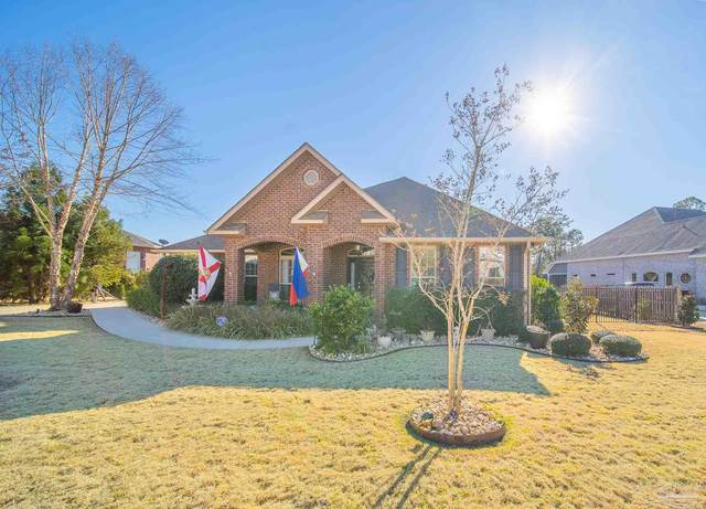 8729 Foxtail Loop, Pensacola, FL 32526 (MLS #585174) :: Connell & Company Realty, Inc.