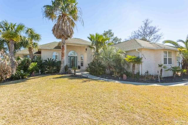 2712 Deluna Way, Milton, FL 32583 (MLS #585181) :: Crye-Leike Gulf Coast Real Estate & Vacation Rentals