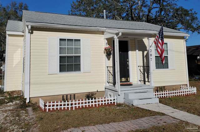 207 NW Gilliland Rd, Pensacola, FL 32507 (MLS #585209) :: Levin Rinke Realty