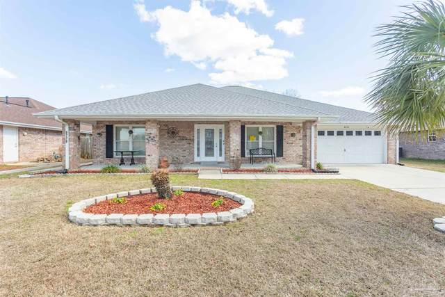 9778 Harlington St, Cantonment, FL 32533 (MLS #585217) :: Connell & Company Realty, Inc.