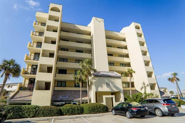 900 Ft Pickens Rd #1024, Pensacola Beach, FL 32561 (MLS #585240) :: Levin Rinke Realty