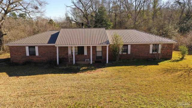 1907 Old Atmore Rd, Flomaton, AL 36441 (MLS #585287) :: Connell & Company Realty, Inc.