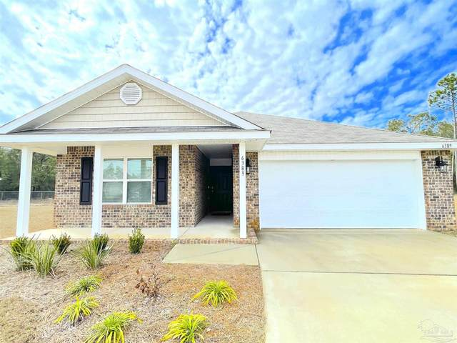 6389 Churchill Cir, Milton, FL 32583 (MLS #585324) :: Connell & Company Realty, Inc.