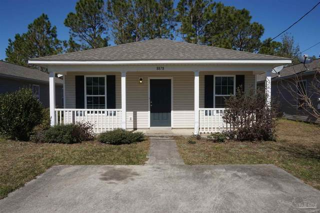 8878 Mary Fleming Dr, Pensacola, FL 32507 (MLS #585328) :: Connell & Company Realty, Inc.