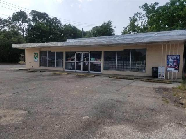 3803 Navy Blvd, Pensacola, FL 32507 (MLS #585343) :: The Kathy Justice Team - Better Homes and Gardens Real Estate Main Street Properties