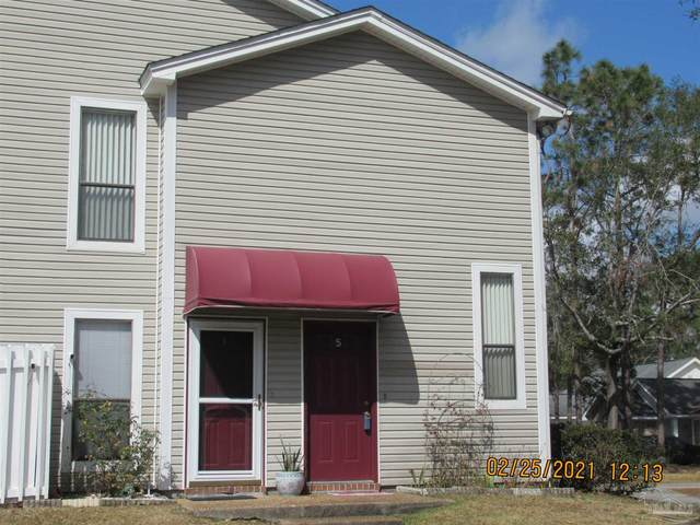 7171 N 9TH AVE E-5, Pensacola, FL 32504 (MLS #585354) :: Levin Rinke Realty