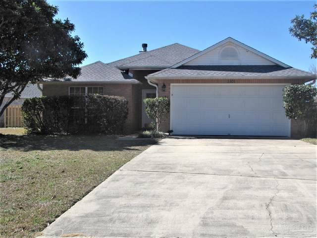 1101 Calinda Dr, Pensacola, FL 32506 (MLS #585358) :: Coldwell Banker Coastal Realty