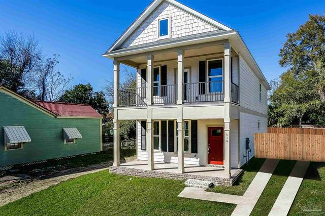 314 E La Rua St, Pensacola, FL 32501 (MLS #585374) :: Levin Rinke Realty