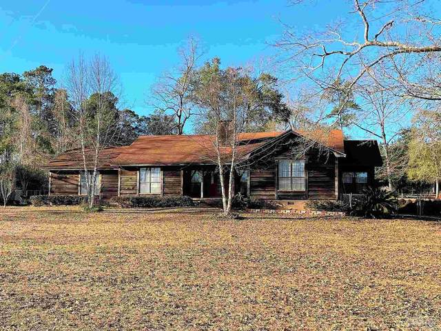 5735 Old Hwy 31, Brewton, AL 36426 (MLS #585381) :: Connell & Company Realty, Inc.