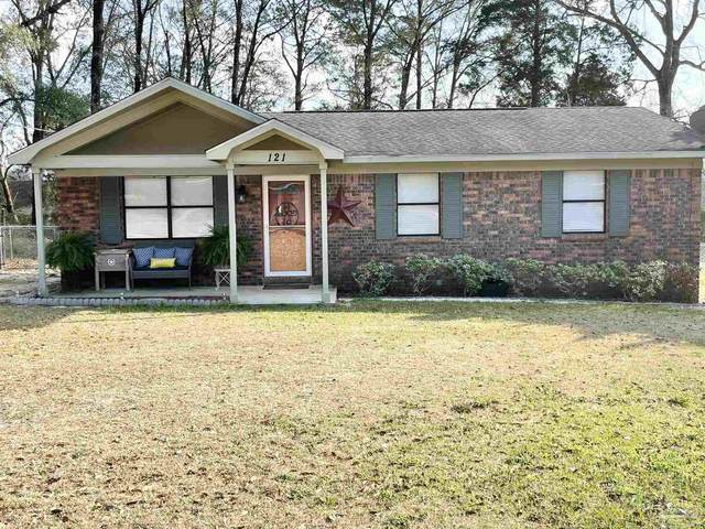 121 Duncan St, East Brewton, AL 36426 (MLS #585395) :: Connell & Company Realty, Inc.