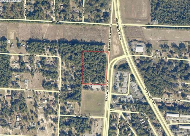 6318 Dogwood Dr, Milton, FL 32570 (MLS #585429) :: Connell & Company Realty, Inc.