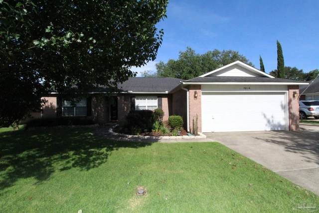 2816 Silent Wood Dr, Cantonment, FL 32533 (MLS #585431) :: Connell & Company Realty, Inc.