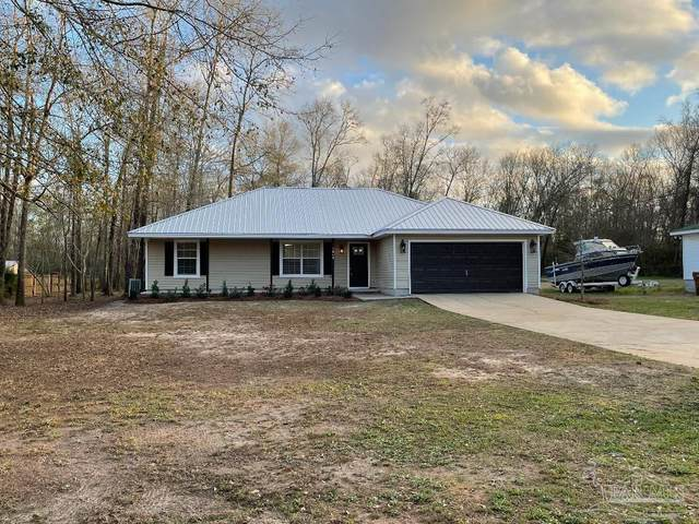 3049 Apache Dr, Pace, FL 32571 (MLS #585451) :: Levin Rinke Realty