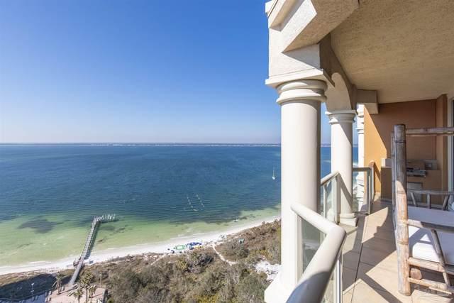 2 Portofino Dr #1908, Pensacola Beach, FL 32561 (MLS #585464) :: Levin Rinke Realty
