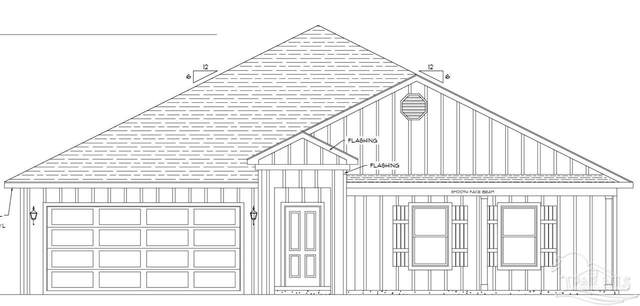 3892 Larry Furr Way, Pensacola, FL 32526 (MLS #585484) :: Connell & Company Realty, Inc.