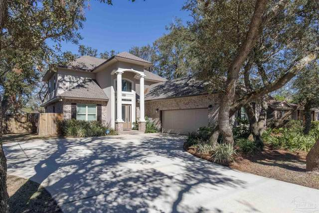 356 Fairpoint Dr, Gulf Breeze, FL 32561 (MLS #585498) :: Levin Rinke Realty